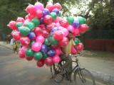 More plastic balls