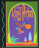 The King of Persia (1996) (inscribed with original drawing)
