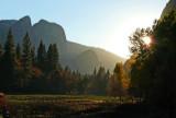 Valley sundown