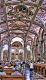 San Juan Bautista Church at Coyoacán, México City