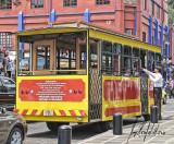 Touristic minibus