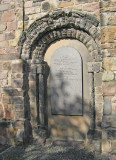 Duddingston Church old entrance