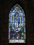 Duddingston Church east window
