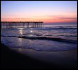 Breaking Waves at the Break of Dawn