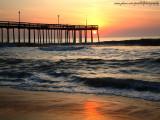 1024x768 Ocean City Sun Rise