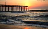 1280x768 Ocean City Sun Rise