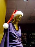 Santa a la mode