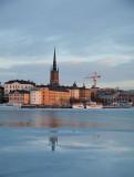 Reflections of Riddarholmen