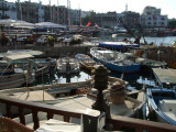 Girne (Kyrenia) harbor