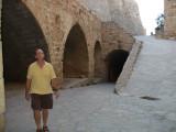Castle ramps