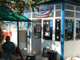 Turtle Bay Dive Centre--a lovely place to have a cold beer and tell dive stories