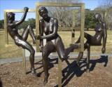 Sculpture at Brookgreen Garden