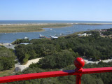 St. Augustine, view from the top