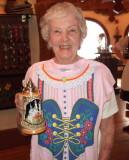 Grandma at Epcot (Germany)