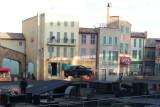 Hollywood Studios stunt show