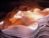 Antelope Slot Canyon and Page, AZ