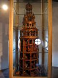 Model of Castle Tower