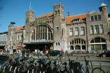 Haarlem Centraal train station