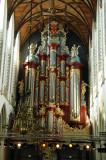 Grote Kerk - Muller organ