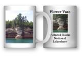 Flower Vase Pictured Rocks National Lakeshore