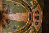 Târgu Mureş (Marosvásárhely) - ceiling in the Palace of Culture