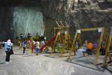 Praid (Parajd) - salt mine