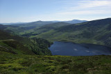 Lough Tay from White Hill