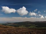 Glencullen from Three Rock Mountain