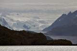 Torres del Paine - Lago Grey and Glaciar Grey