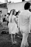 White Linen Nights tango 02 bw