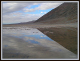Death Valley  Reflections