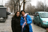 Julia and Mom