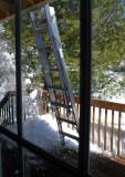 Neige extrême... hiver 2008