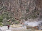 Box canyon lunch spot