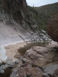 Box canyon pool