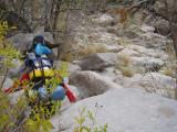 More boulder-hopping