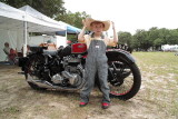 26th Annual British and European Motorcycle Rally in New Ulm TX