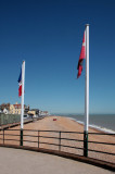 From Deal towards Ramsgate