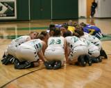 Seton Catholic Central's Girls Basketball Team versus Oneonta