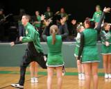 Seton Catholic Central High School's Boys Basketball Team versus Susquehanna Valley High School