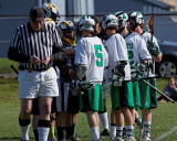 Seton Catholic Central's Boys Lacrosse Team vs Oneonta High School