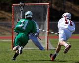 Seton Catholic Central's Boys Lacrosse Team vs Chenango Valley High School