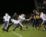 The Lansing Bobcats vs The Trumansburg Blue Raiders