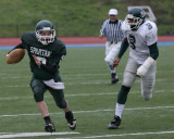 The New York State Central Region Quarterfinal in High School Football - Class C