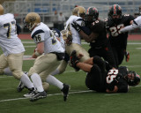 The New York State Central Region Quarterfinal in High School Football - Class AA