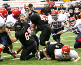 Chenango Forks vs Rye in the Class B Championship Game for New York High School Football