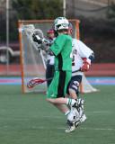 Seton Catholic Central's Boys Lacrosse Team versus Binghamton High School