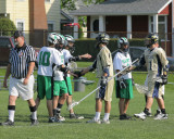 Seton Catholic Central's Boys Lacrosse team vs Elmira Notre Dame High School