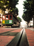Cable car line