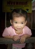 Thai gipsy girl